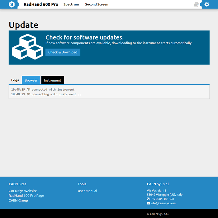 Online Software Updates
